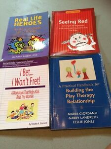 Counselling/play therapy books Cambridge Kitchener Area image 10