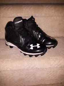 Football Cleats Size 3.5