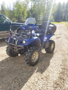 2006 660 yamaha grizzly