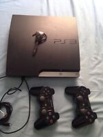 Ps3 slim 500 go