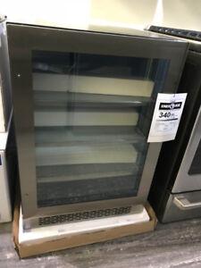 Stainless Steel beverage cooler Avg under the counter $1499