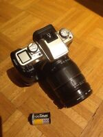 Canon SLR Professional film camera