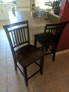 Counter height chair(s)