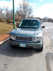 2003 Range Rover HSE REDUCED TO $7500.00