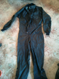 Belstaff motorcycle all in one waterproof suit