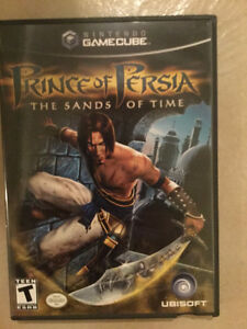Prince Of Persia - The Sands Of Time *Game Cube Windsor Region Ontario image 1