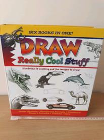 Big Draw Art Book (6 Books In One) New