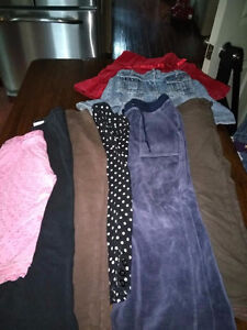 girls size 4 pants and skirts
