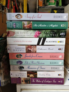 Historical  -  Christian Fiction Novels $50 for the lot of 135!!