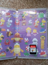 Paper mario Nintendo switch