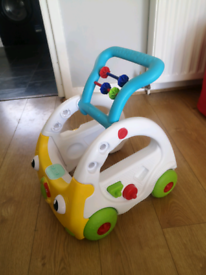 *pending collection* Free-Nuby baby walker