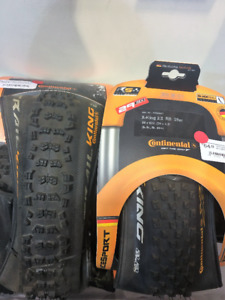 Clearout Continental Mountain Bike Tires *New Tires Added*