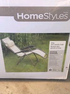 Recling Outdoor Chair