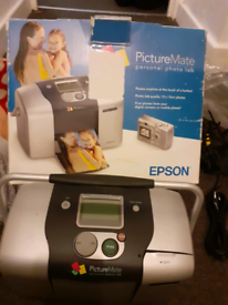 Epson picture mate printer