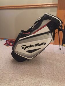 Taylormade staff stand bag Never used