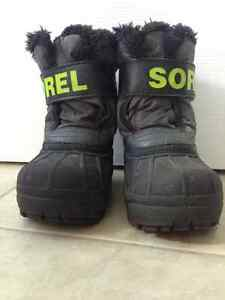 Toddler size 6 Sorel Winter Boots