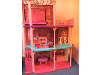 Three storey Barbie Dreamhouse