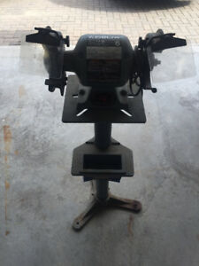 "Delta 6"" Bench Grinder with Stand"