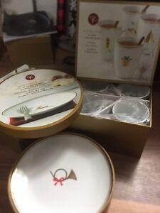Christmas Plates and Mugs