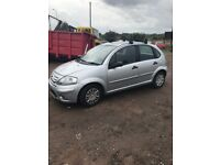 Citroen c3 1.4 hdi ( breaking full vehicle for parts )