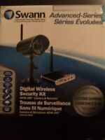 Digital Wireless Video Security System - $100