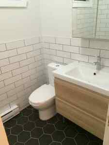 2 bedrooms mile End Completely Renovated