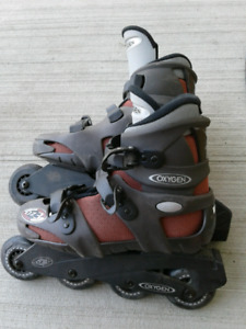Woman's rollerblades, fits like size 6 or 6.5