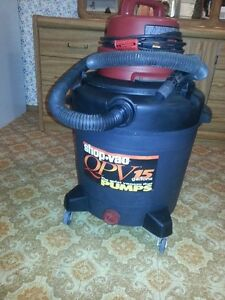 SHOP VAC WET/DRY /VERY LARGE