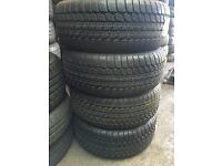 Winter tyres all brands available