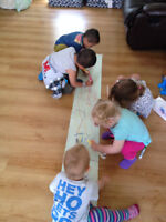 Home Daycare Close to Downtown Kitchener