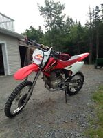 2004 Crf 150f **PRICE REDUCED**