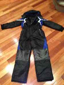 One-piece Snowmobile suit youth sz 16