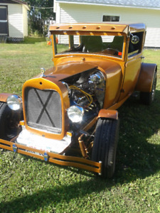 FORD MODEL A COUPE FOR SALE     506-783-3260