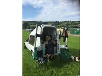 Small 2 birth Camper Van