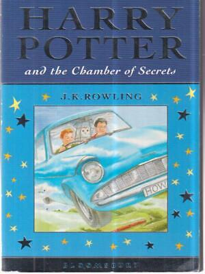 HARRY POTTER AND THE CHAMBER OF SECRETS ROWLING J.K. BLOOMSBURY 2002