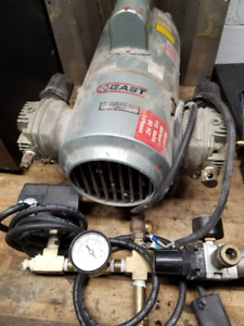 Air compressor Gas station air compressor