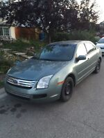 2006 Ford Fusion.