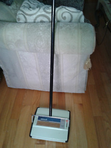 Bissell Floor Sweeper Manual - Bissell Custom Gemini