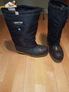 Baffin James Bay Insulated Workboots SIZE 11