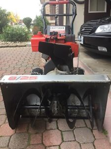 8hp Craftsman Snowblower (6 speed)