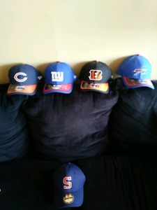 Brand new nfl hats