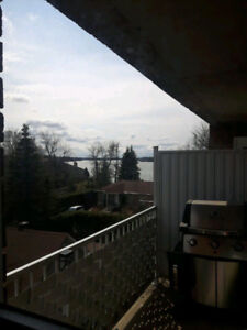 1 Bedroom Waterfront West Island Apartment 685$