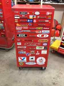 Gray Pro Tool Chest and Rolling Cabinet Heavy Duty