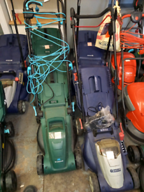 Lawnmowers and garden equipment Reduced to clear. From £45.