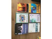 Books Business Studies and project management