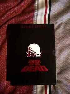 Dawn of the dead Ultimate edition 4 disc DVD
