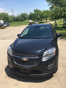 2013 Chevrolet Trax LT SUV, 40MPG Clean Inside And Out