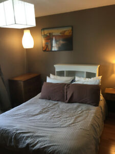 Avail - Dec 15th - Main Floor Bedroom in Private Home
