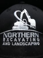 Northern excavating and landscaping