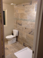 Tile & Grout -new & old